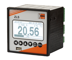 ZLS - Multichannel Datalogger Display